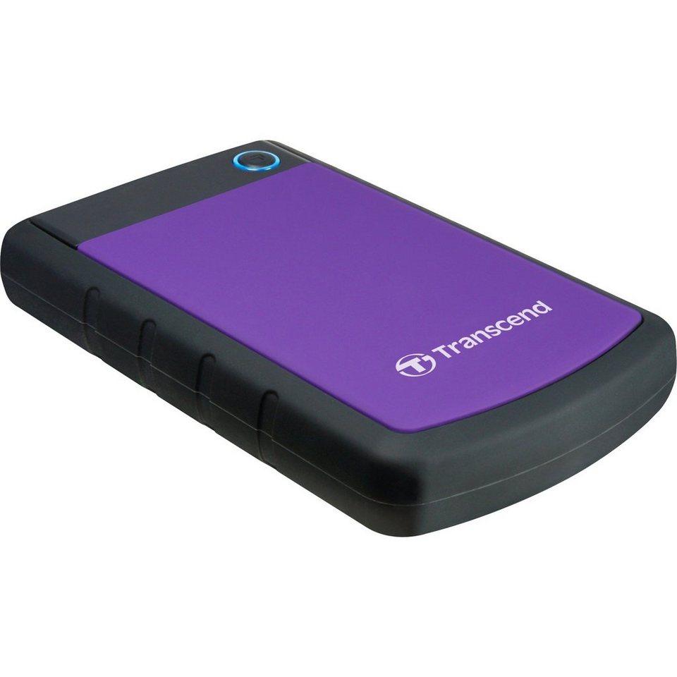 Transcend Festplatte »StoreJet 25H3P 2 TB«
