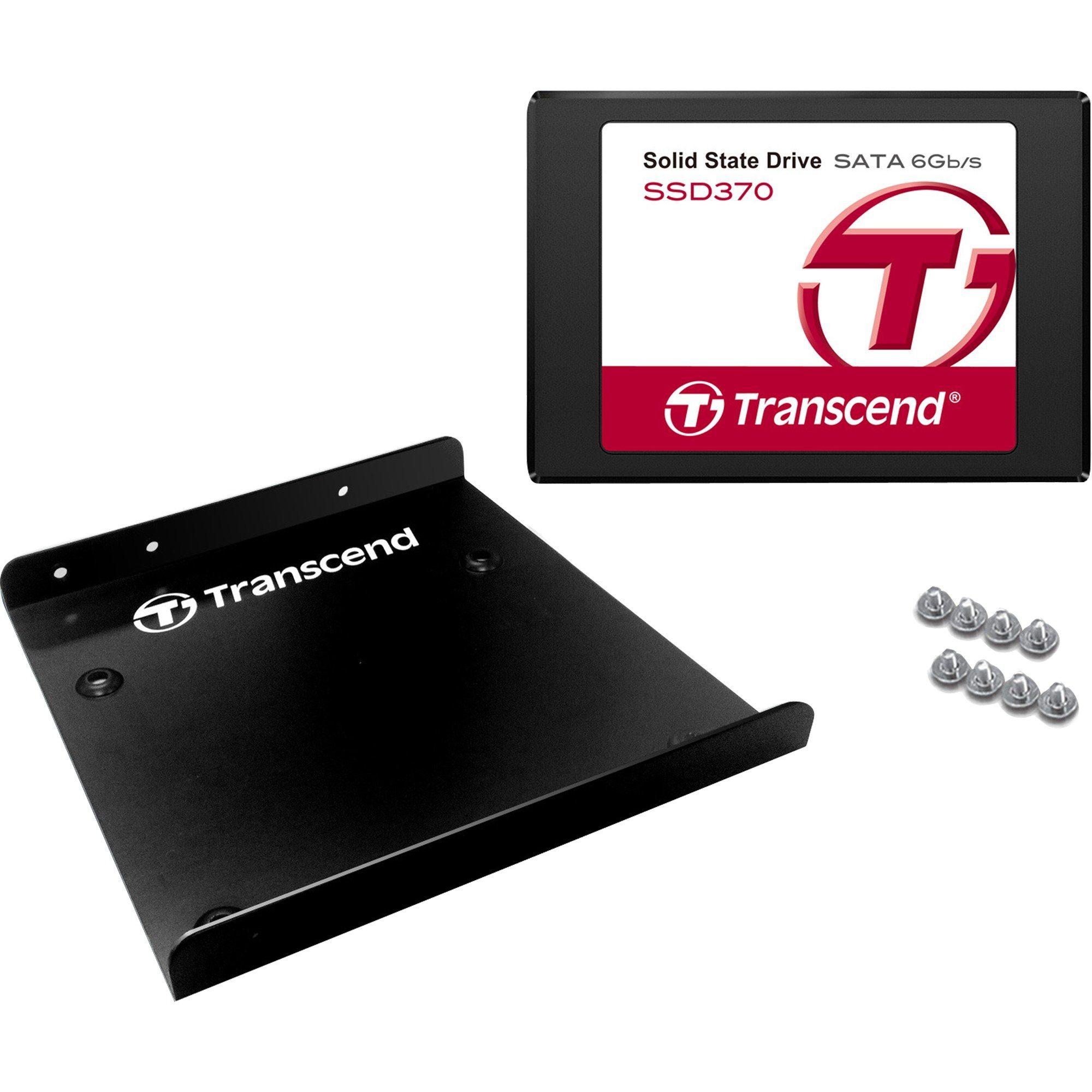 Transcend Solid State Drive »TS512GSSD370 512 GB«