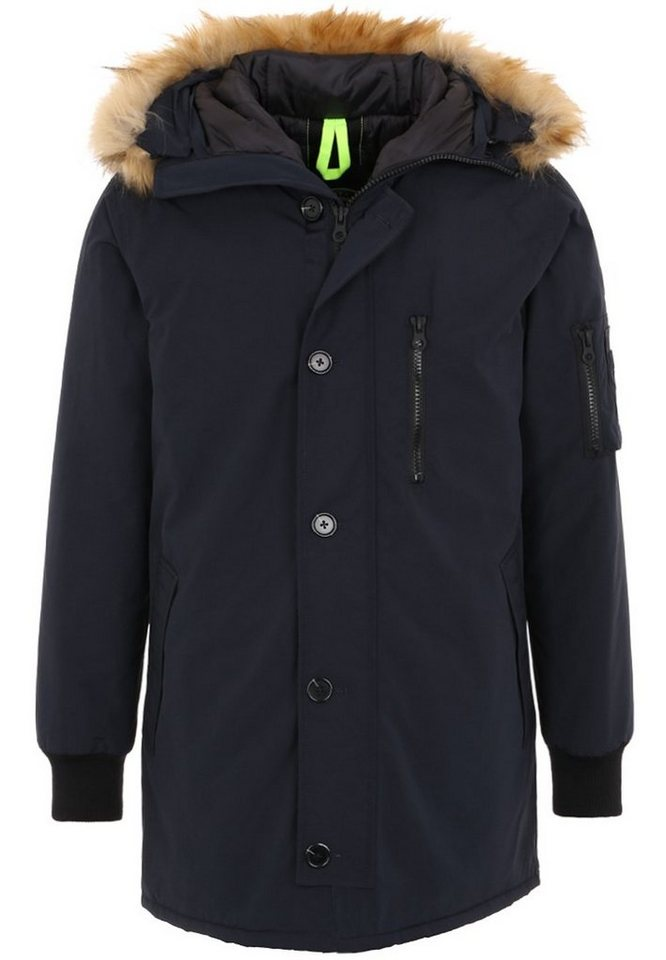 My Lucky Nine Parka »JACOB« in navy
