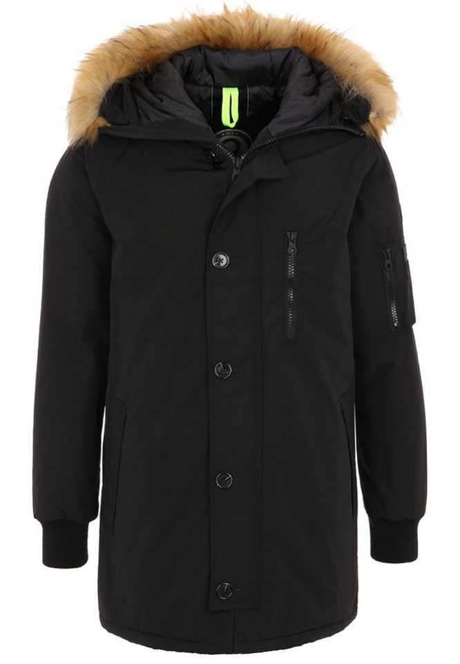 My Lucky Nine Parka »JACOB« in black