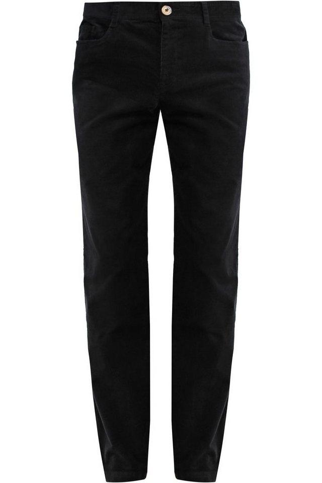 Finn Flare Hose in black