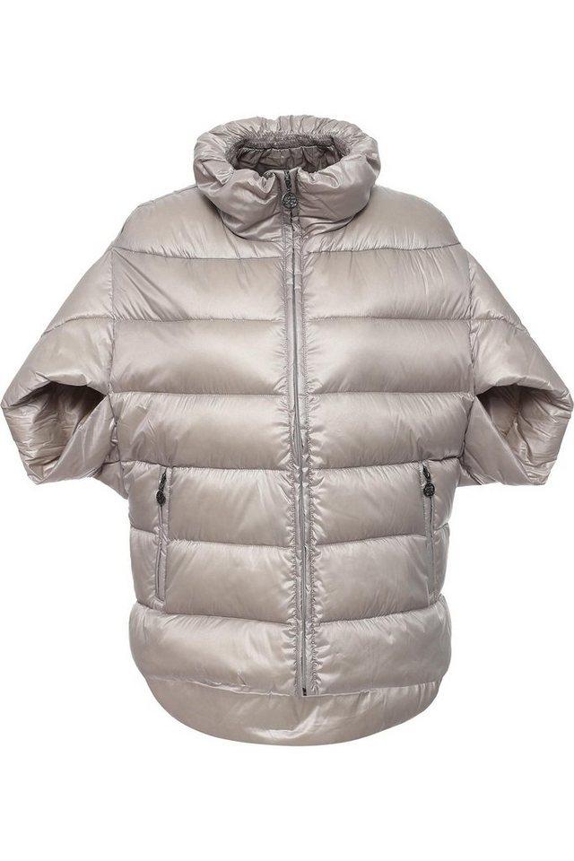 Finn Flare Down Jacket in light silver