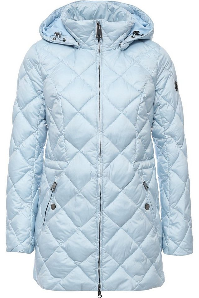 Finn Flare Jacke in crystal blue