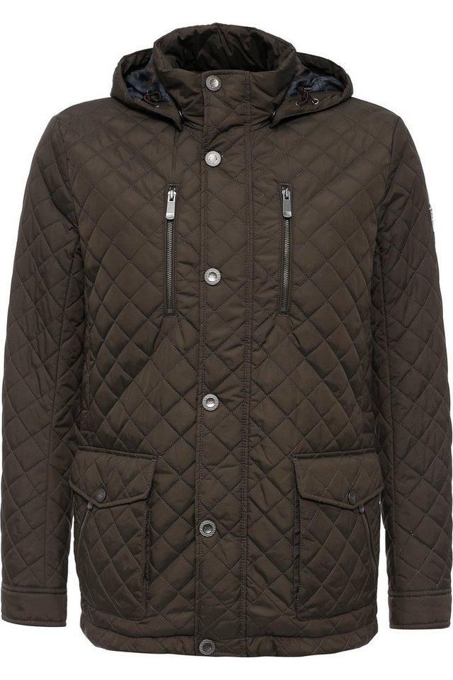 Finn Flare Jacket in bark