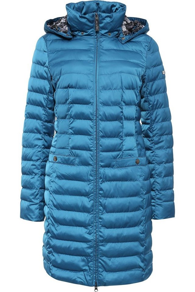 Finn Flare Jacke in teal
