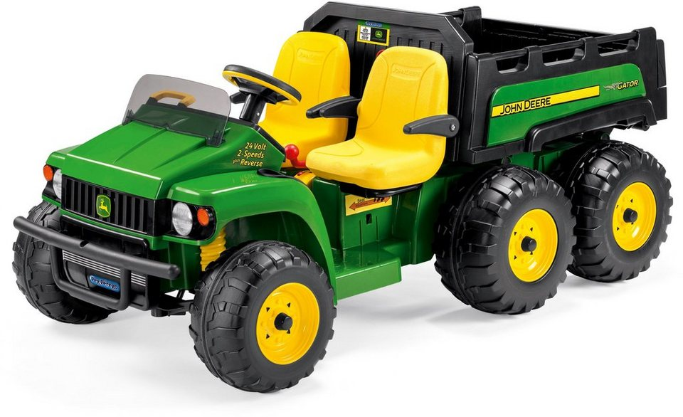 peg p rego elektroauto john deere gator hpx 6x4 24 volt online kaufen otto. Black Bedroom Furniture Sets. Home Design Ideas