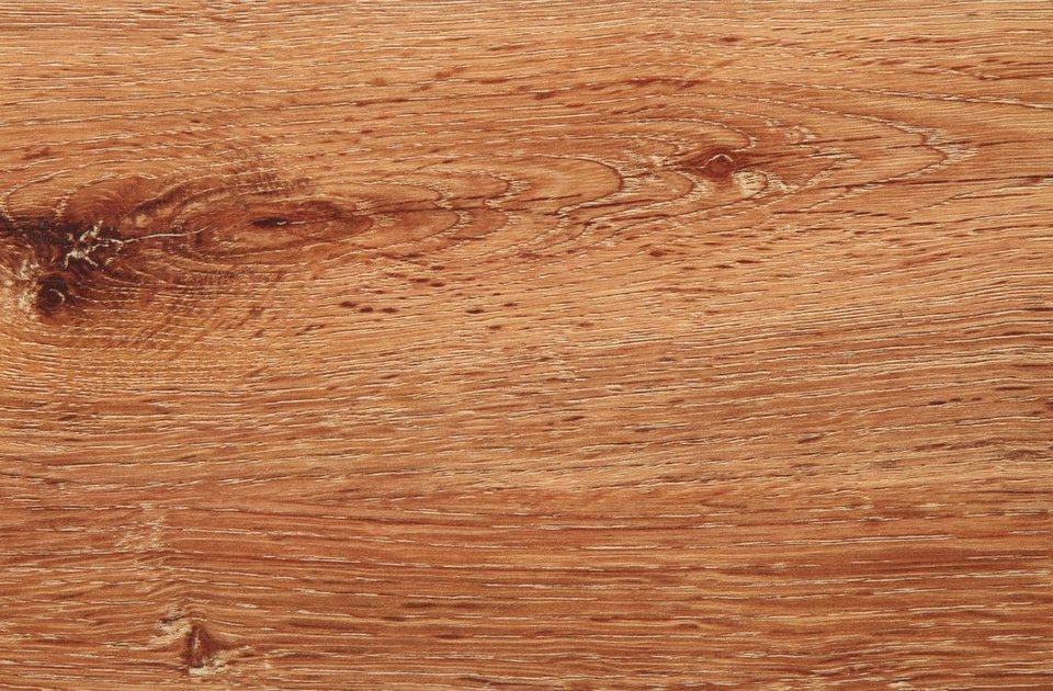 Vinylboden, Stärke 4,2 mm, Eiche beige Nachbildung in beige