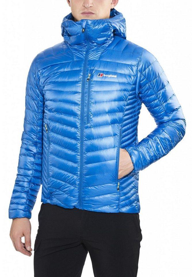 Berghaus Outdoorjacke »Extrem Micro Down Jacket Men« in blau