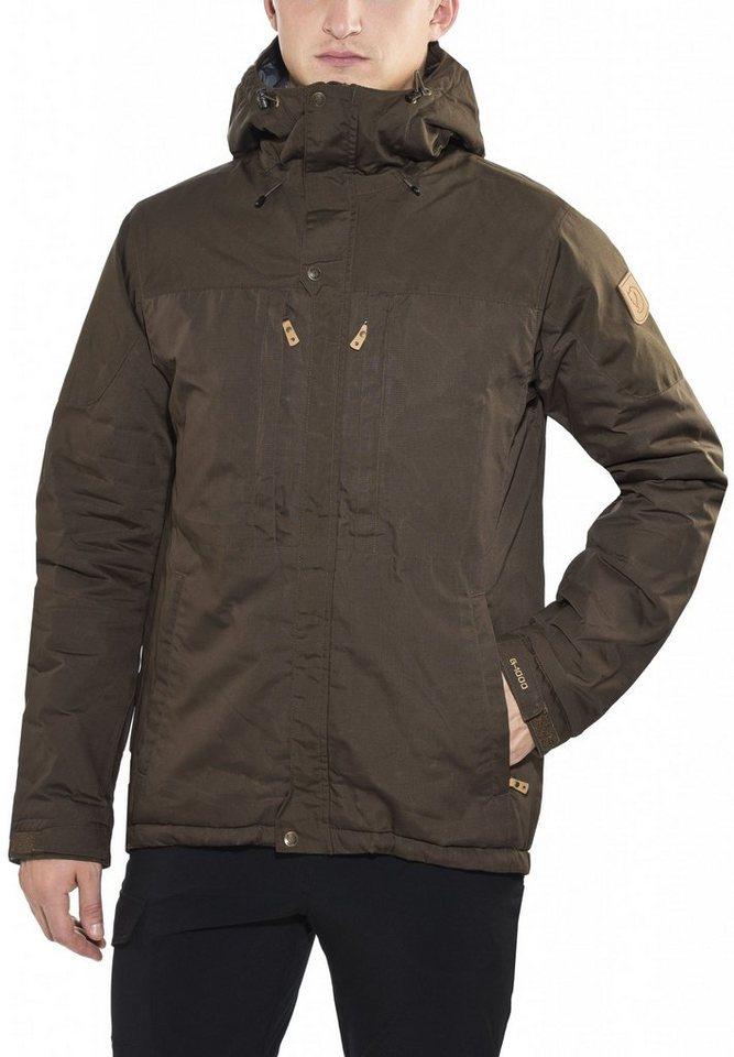 Fjällräven Outdoorjacke »Skogsö Padded Jacket Men« in oliv