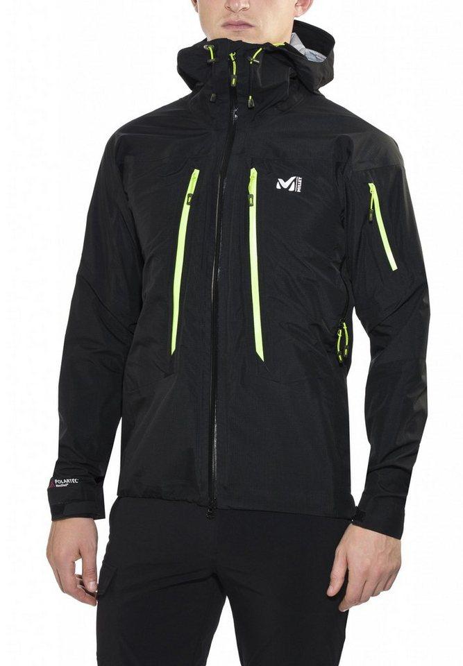Millet Regenjacke »Freerando Neo Jacket Men« in schwarz