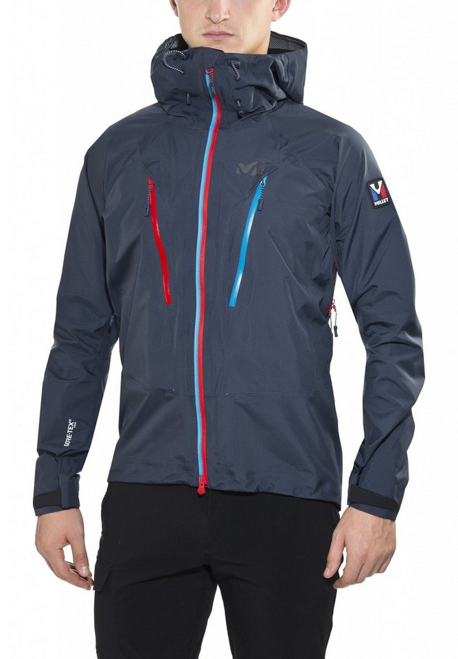 Millet Regenjacke »Trilogy V Icon GTX Pro Jacket Men« in blau