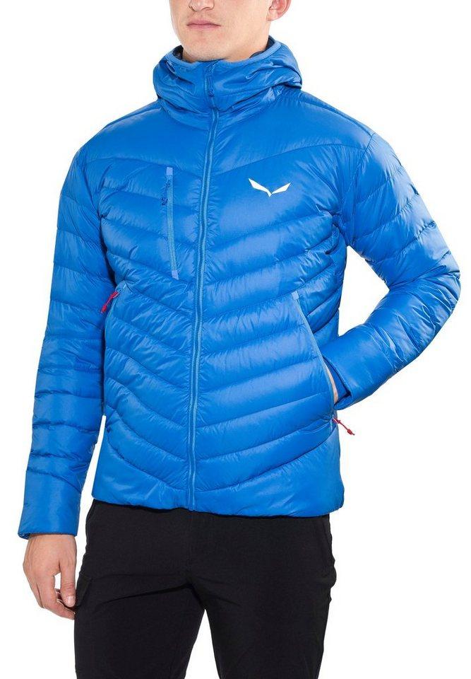 Salewa Outdoorjacke »Ortles Medium Down Jacket Men« in blau