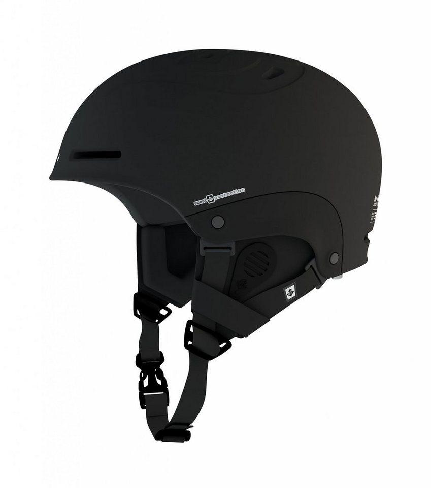 Sweet Protection Ski - / Snowboardhelm »Blaster Ski Helmet« in schwarz