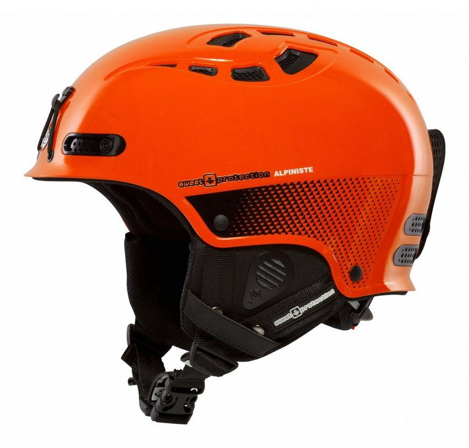 Sweet Protection Ski - / Snowboardhelm »Igniter Alpiniste Ski Helmet« in orange