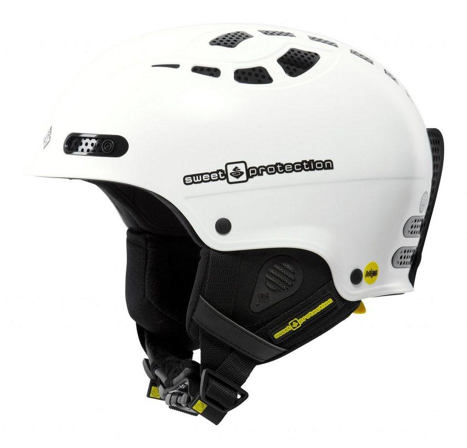 Sweet Protection Ski - / Snowboardhelm »Igniter MIPS Ski Helmet« in weiß