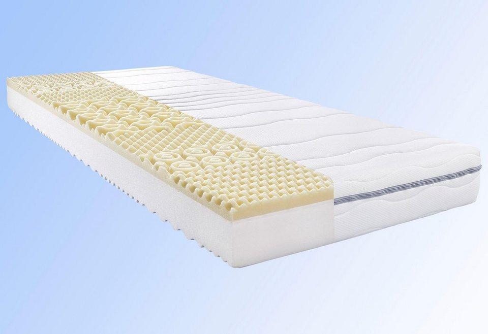 komfortschaummatratze my sleep visko beco 18 cm hoch raumgewicht 28 1 tlg online kaufen. Black Bedroom Furniture Sets. Home Design Ideas