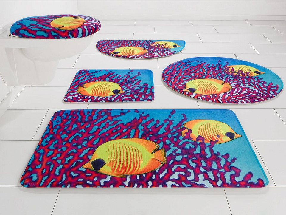 badematte my home selection aquarium h he 14 mm. Black Bedroom Furniture Sets. Home Design Ideas