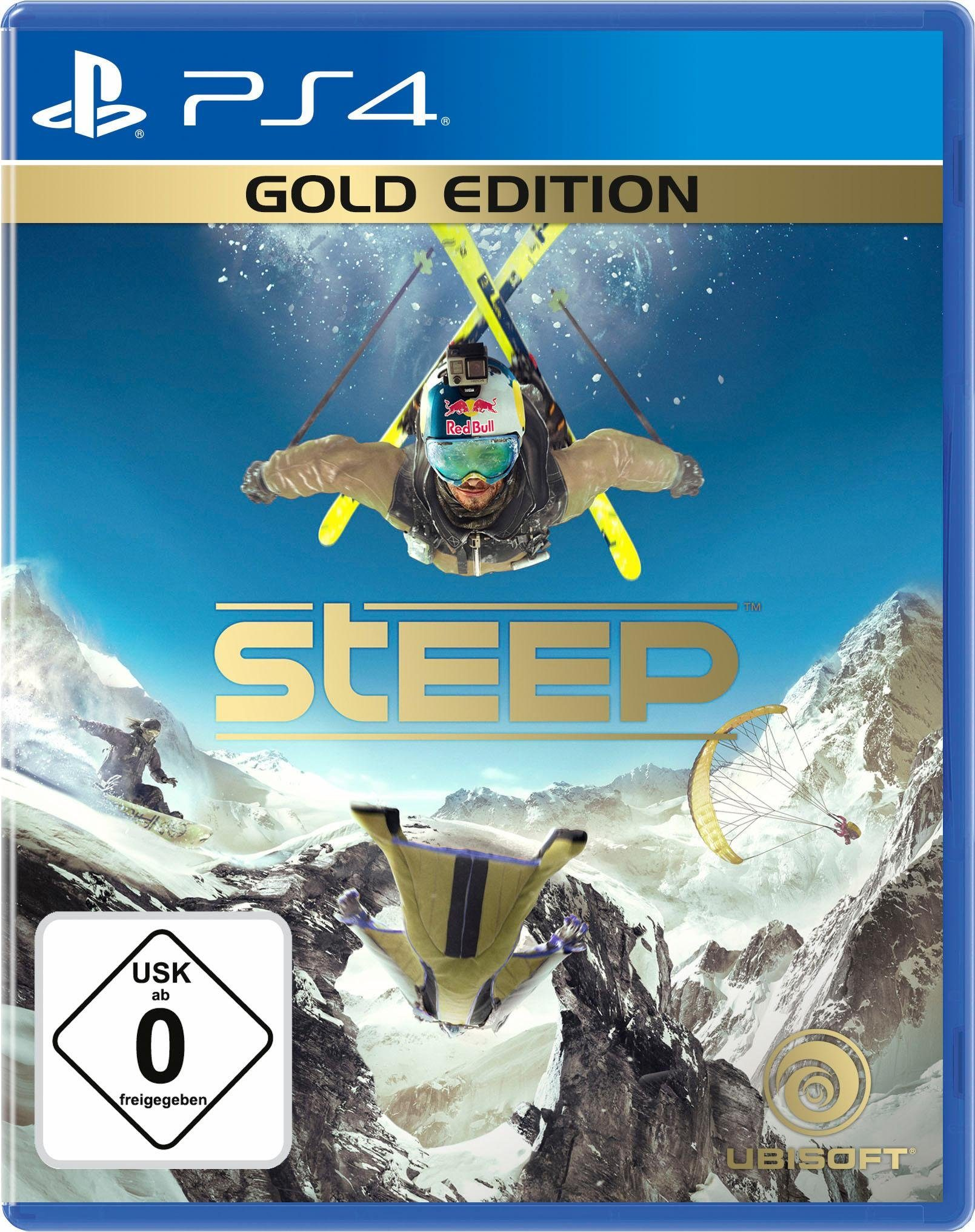 Steep Gold Edition PlayStation 4