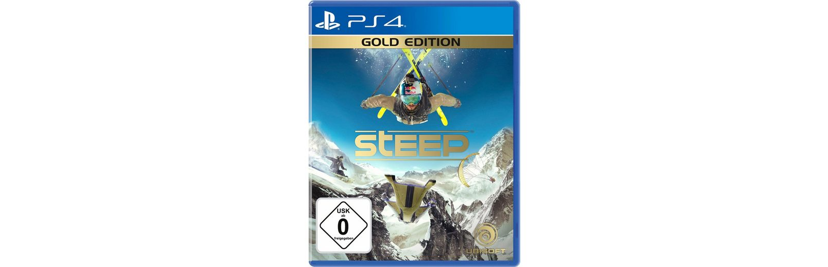 Steep Gold Edition PlayStation 4