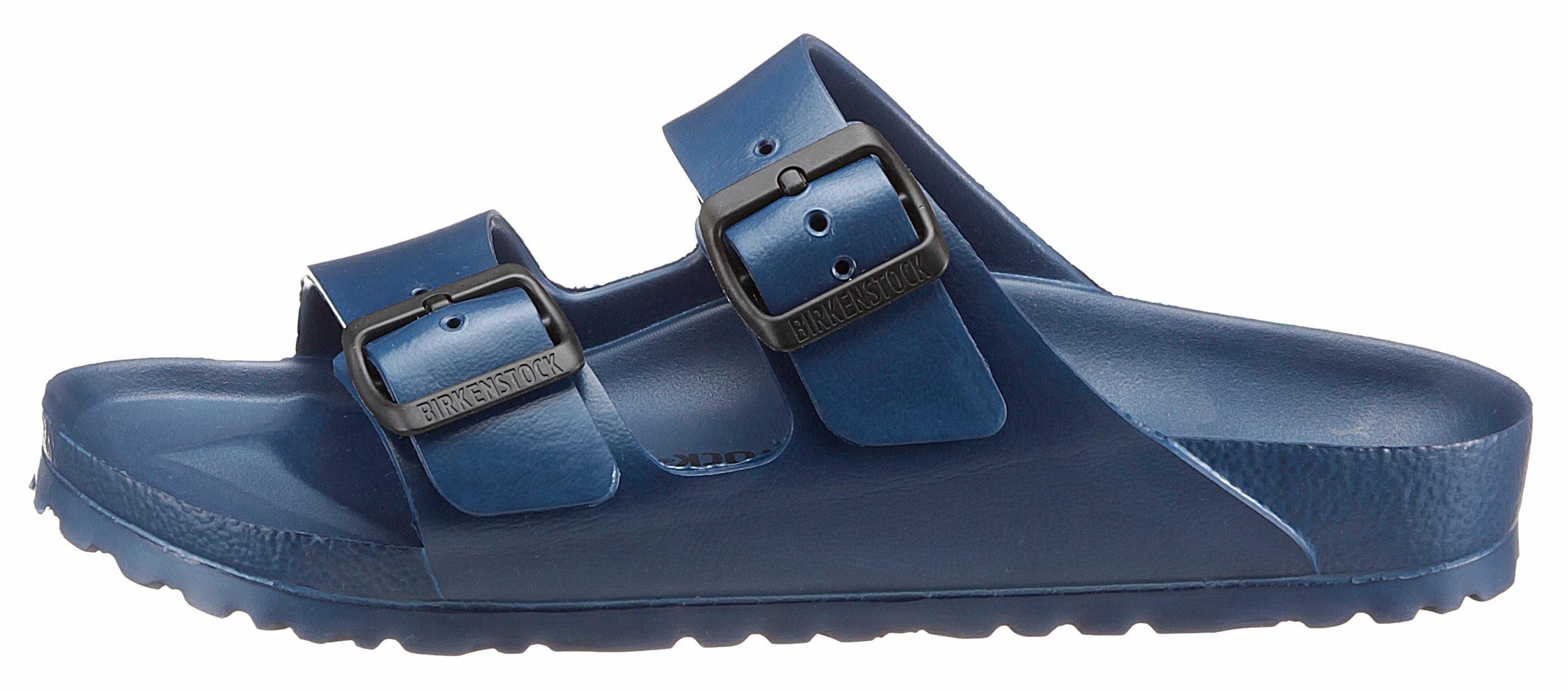 Birkenstock ARIZONA EVA Pantolette, in Schuhweite schmal, mit verstellbaren Schnallen online kaufen  navy
