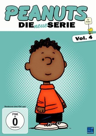 DVD »Peanuts - Die neue Serie, Vol. 4«