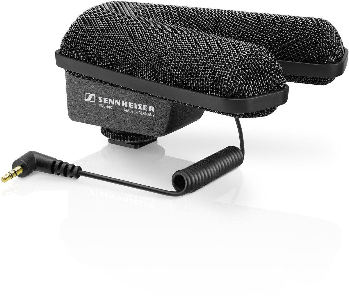 Sennheiser Zubehör »Stereo Kameramikrofon MKE 440«
