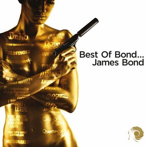 Audio CD »Various: Best Of Bond...James Bond«
