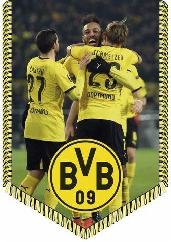 Kalender »Borussia Dortmund 2017 Mini-Bannerkalender«