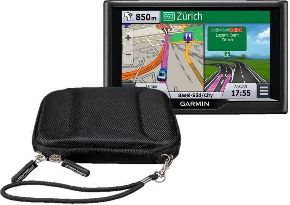 Garmin Navigationsgerät »nüvi 58LMT EU Premium Traffic inkl. Tasche« in Schwarz