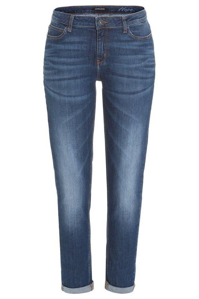 MORE&MORE Boyfriend Jeans in denim