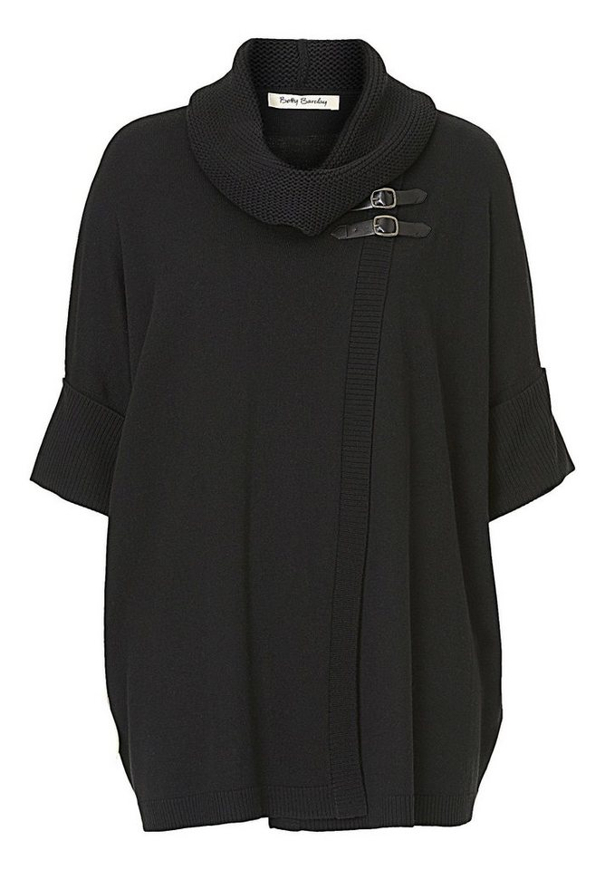 Betty Barclay Strickpullover in Schwarz - Schwarz