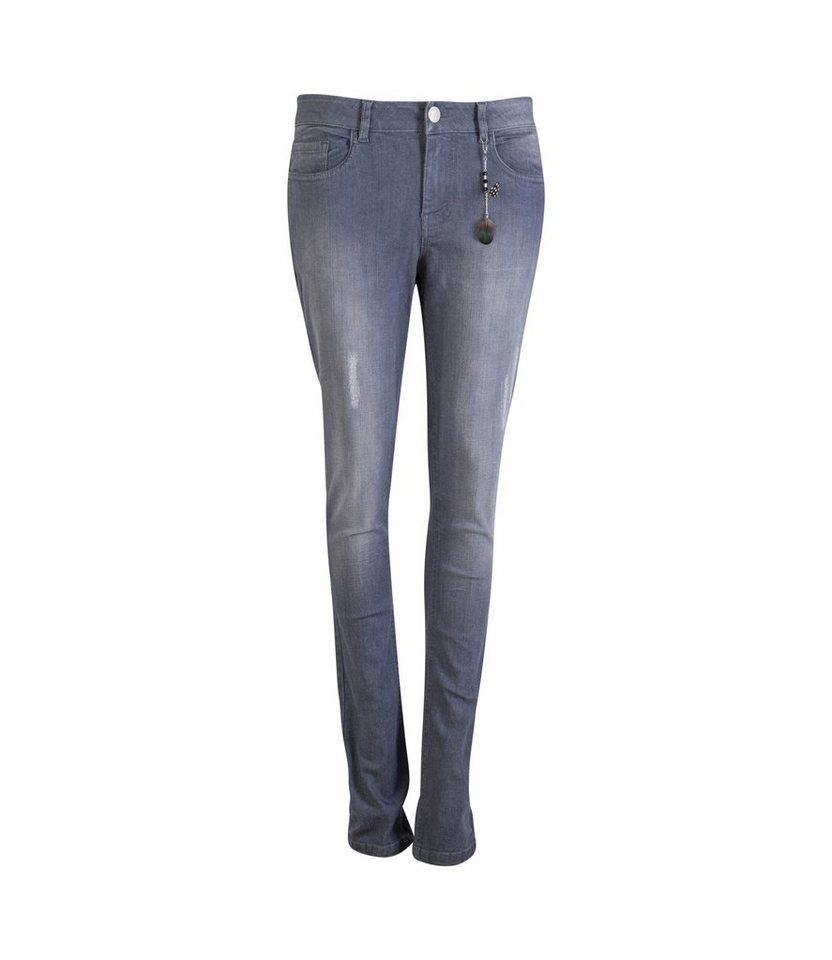 Tramontana Jeans in Light Grey