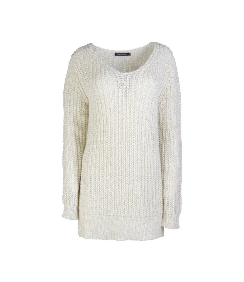 Tramontana Pullover in Off White