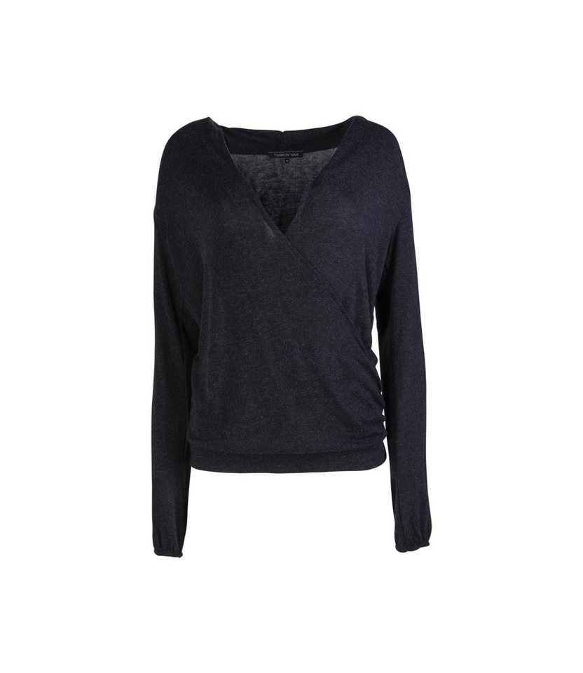 Tramontana Top in Anthracite