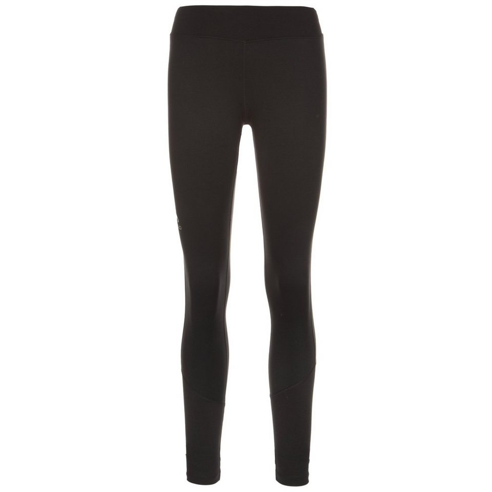 ODLO Maget Warm Lauftight Damen in schwarz