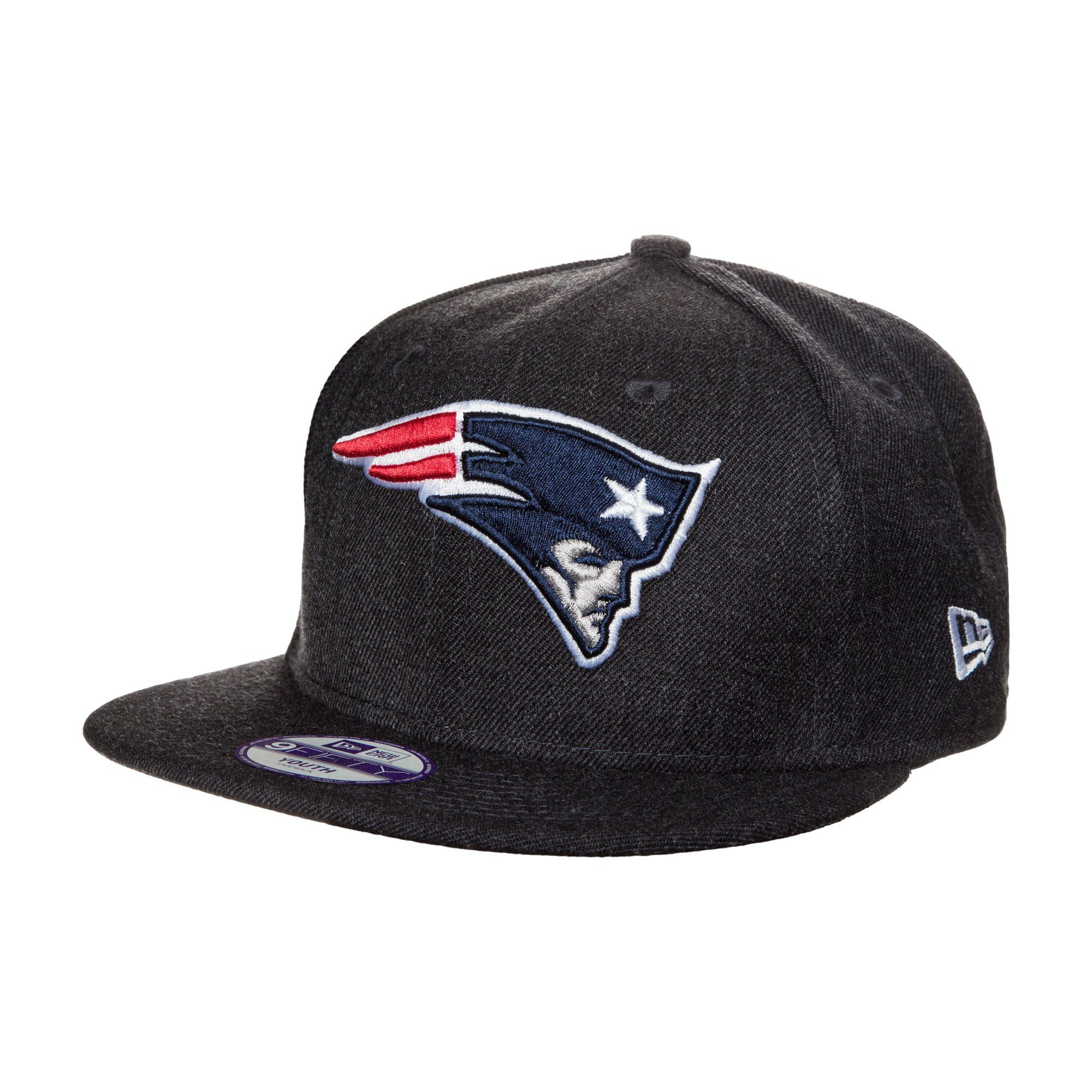New Era 9FIFTY Tonal Team Heather New England Patriots Cap Kinder