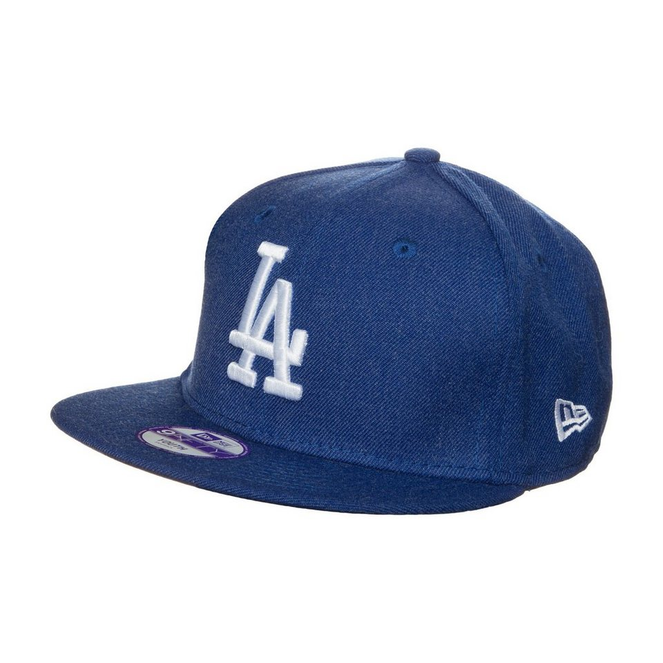 New Era 9FIFTY Tonal Team Heather Los Angeles Dodgers Cap Kinder in blau / weiß