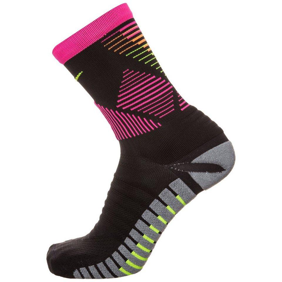 NIKE Strike Mercurial Crew Socken in schwarz / pink