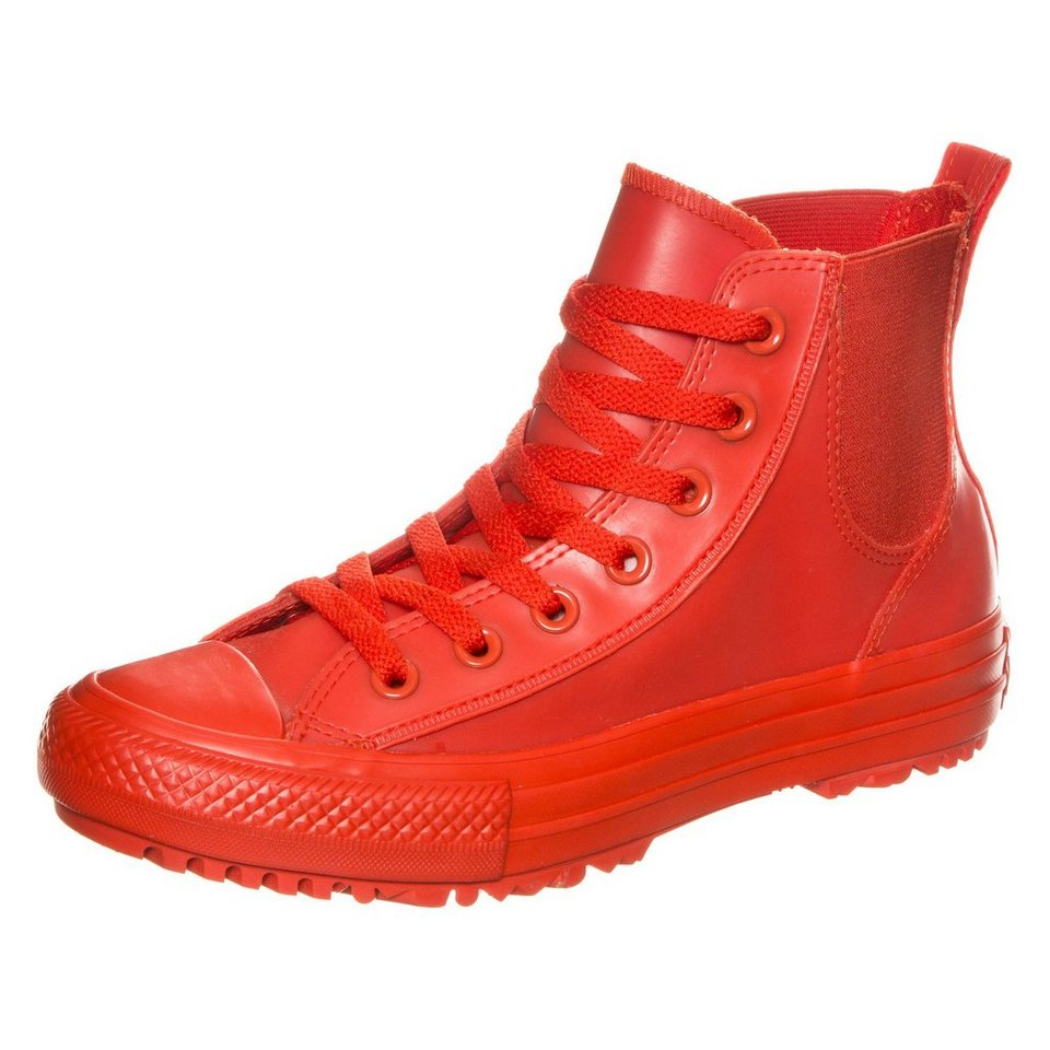 CONVERSE Chuck Taylor All Star Chelsea Boot High Sneaker Damen in rot