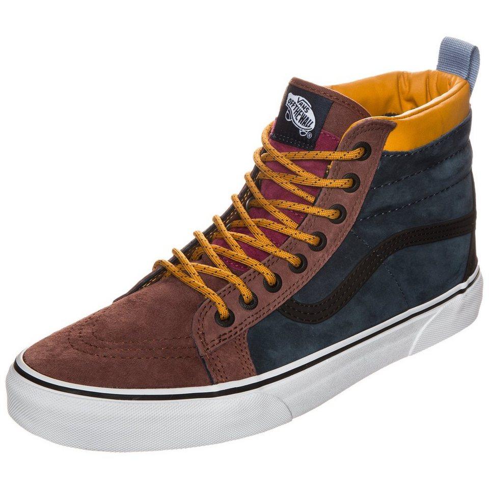 VANS Sk8-Hi MTE Sneaker Herren in dunkelblau / braun
