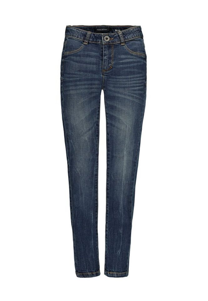 Marc O'Polo Junior Hose Jeans 1 in Blau