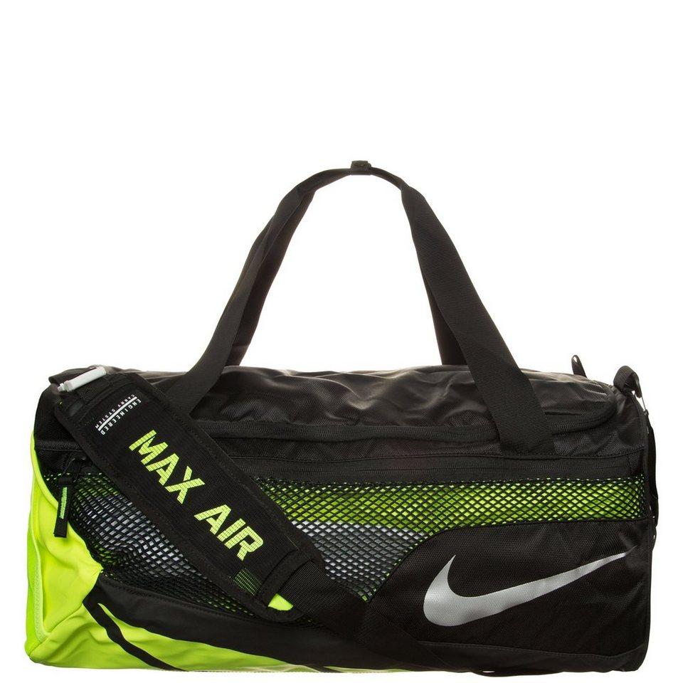 NIKE Vapor Max Air 2.0 Sporttasche Small in schwarz / neongelb