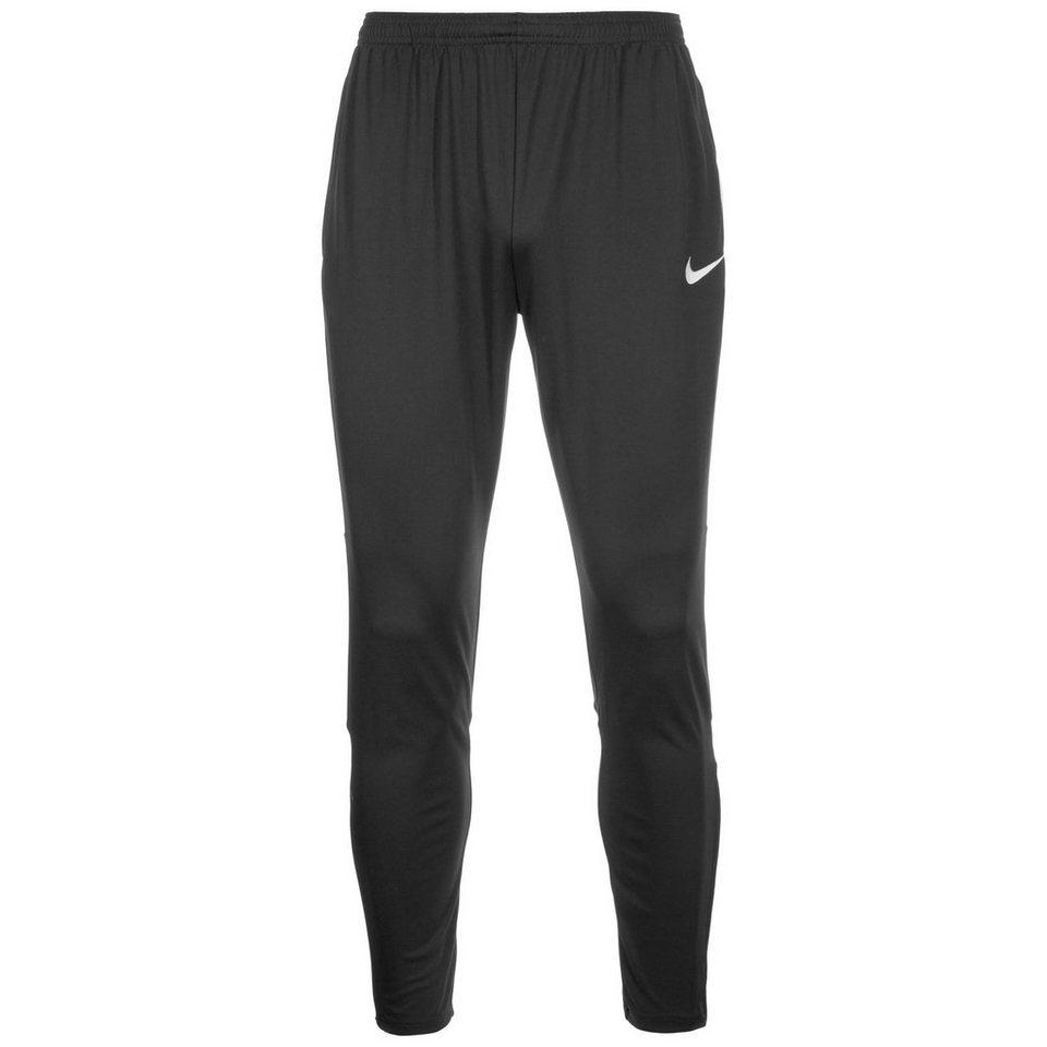 NIKE Dry Academy Trainingshose Herren in schwarz / weiß