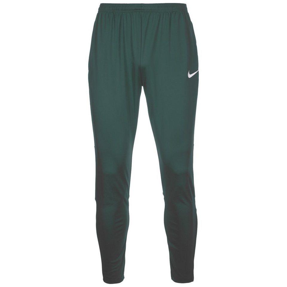 NIKE Dry Academy Trainingshose Herren in dunkelgrün / weiß