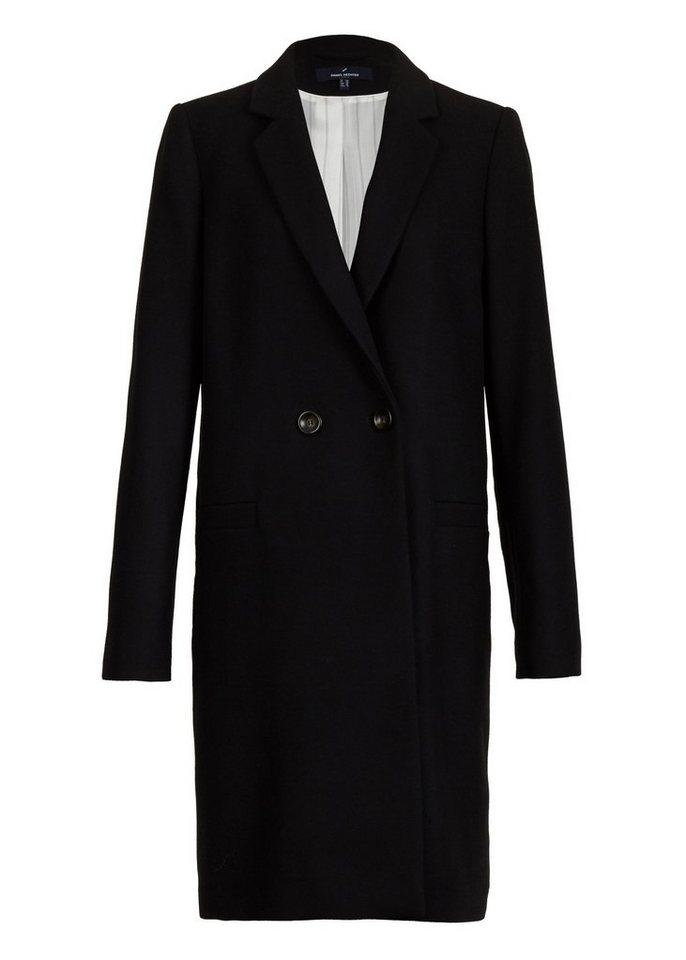 Daniel Hechter Eleganter Mantel »Chavirer« in schwarz