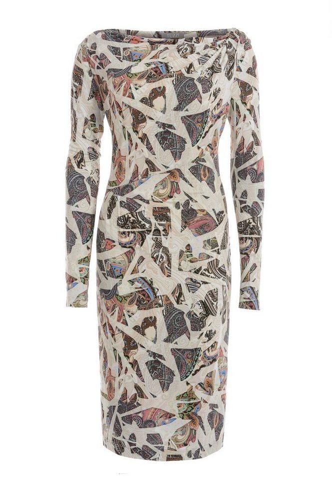 TUZZI Extravagantes Print-Kleid in DRUCK