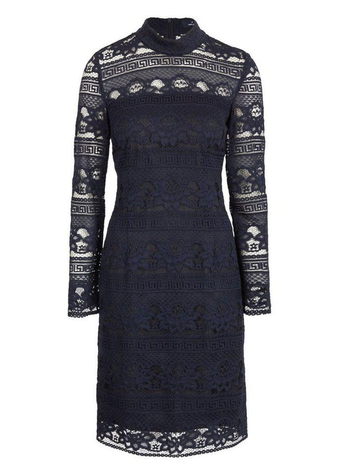 Daniel Hechter Gehäkeltes Kleid »Vitesse« in nachtblau