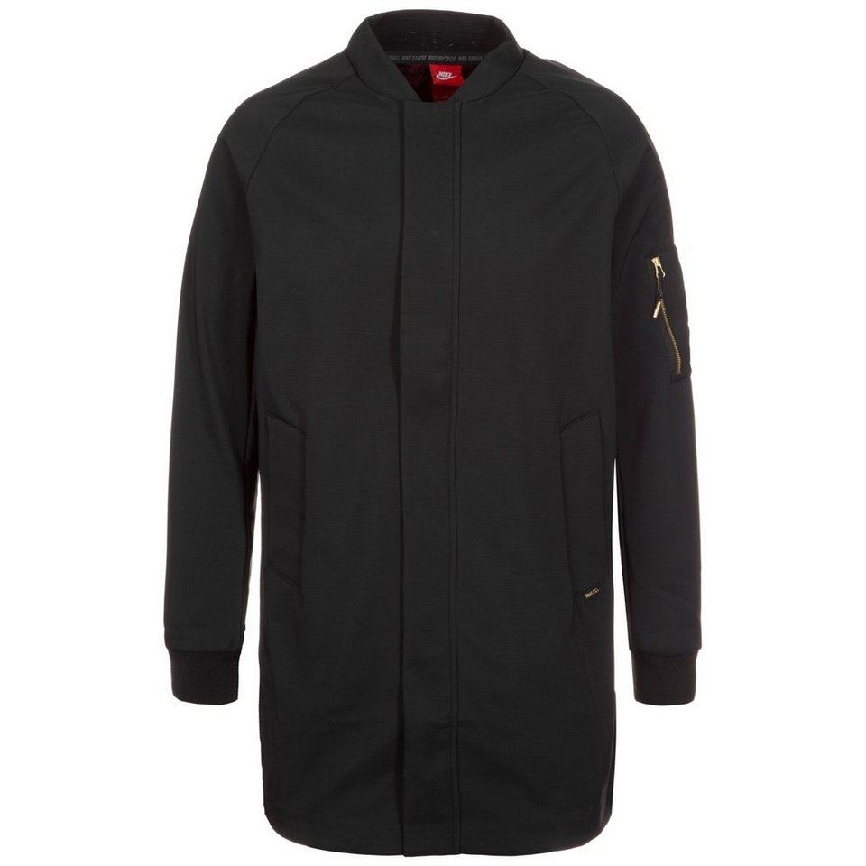 Nike Sportswear F.C. Jacke Herren in schwarz / rot