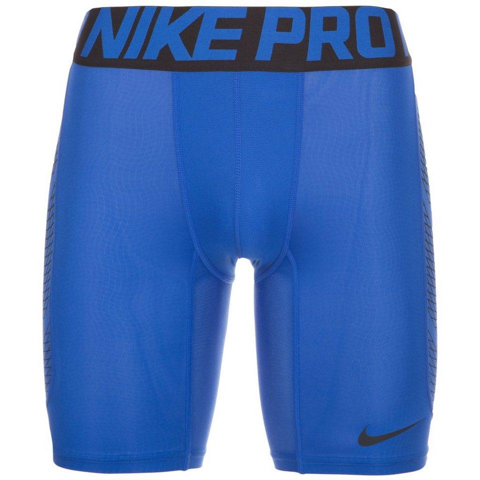 NIKE Pro Hypercool Compression Trainingstight Herren in blau / schwarz