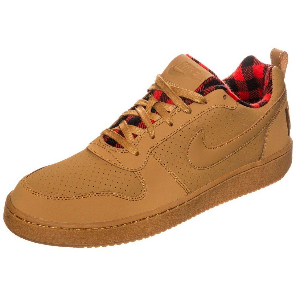 Nike Sportswear Court Borough Low Premium Sneaker Herren in braun